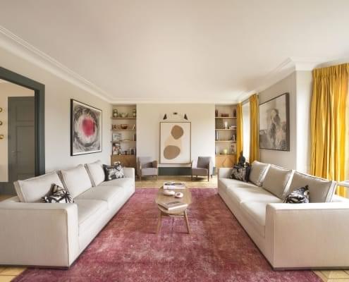 Appartement de luxe à la décoration chic bourgeois vivons maison